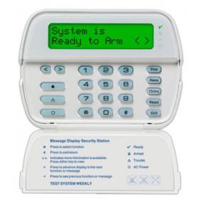 PK5500 PowerSeries 64-зонова LCD клавиатура с пълни съобщения